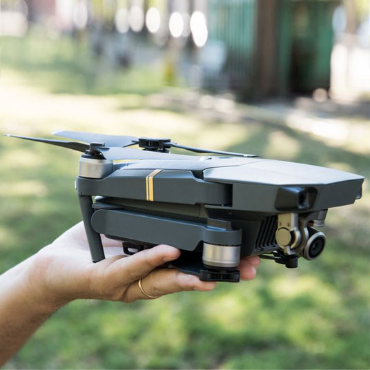 A mini folding drone that is the best drone of 2017