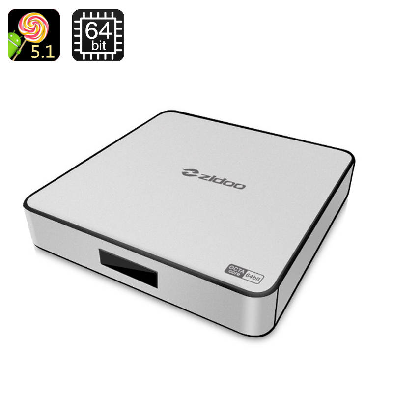 ZIDOO X6 Pro Android TV Box