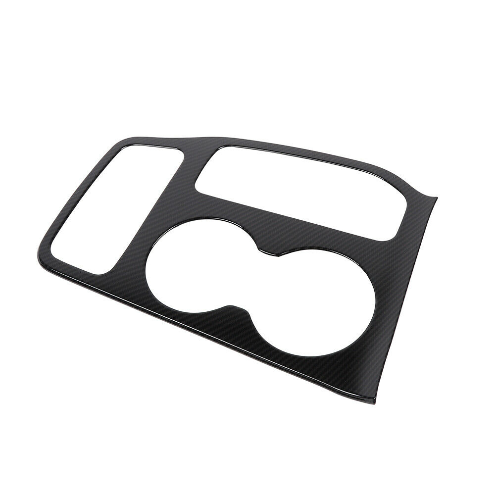 Shift Panel  Cover  Trim For Grand Cherokee 2016-2020 Gear Panel Decoration Carbon black