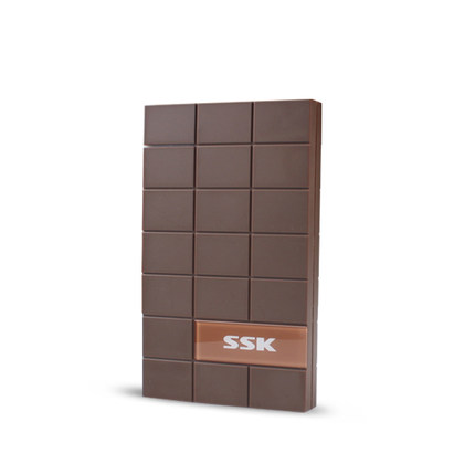 SSD HDD Case 2.5inch SATA to USB3.0 Hard Disk Enclosure Type-C Adapter High Speed Protective Storage Shell brown