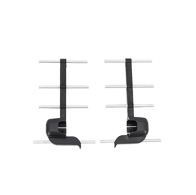 1pair 2.4GHZ Antenna Amplifier Remote Controller Signal Booster Antenna Range Extender  2.4GHZ