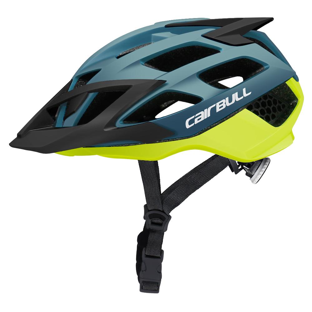 CAIRBULL AllRide Enduro All Mountain Bike Helmet High Comfort Multi-Sport Riding Helmet Dark blue_M