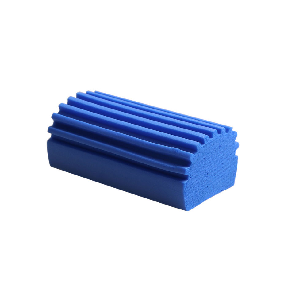 Car Wash Sponge Multifunctional Strong Absorbent PVA Sponge Car Washing Household Cleaning Tools Blue