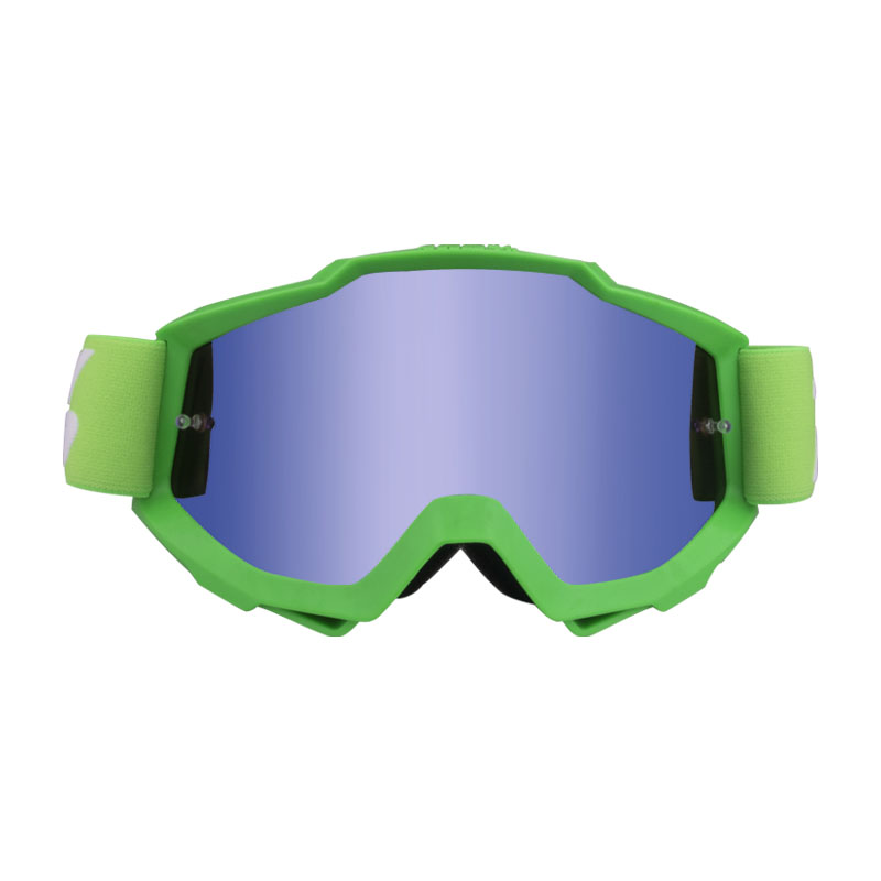 Motorcycle Goggles  Riding  Off-road Goggles Riding Glasses Outdoor Sports Eyeglasses Sand-proof Windproof Glasses green