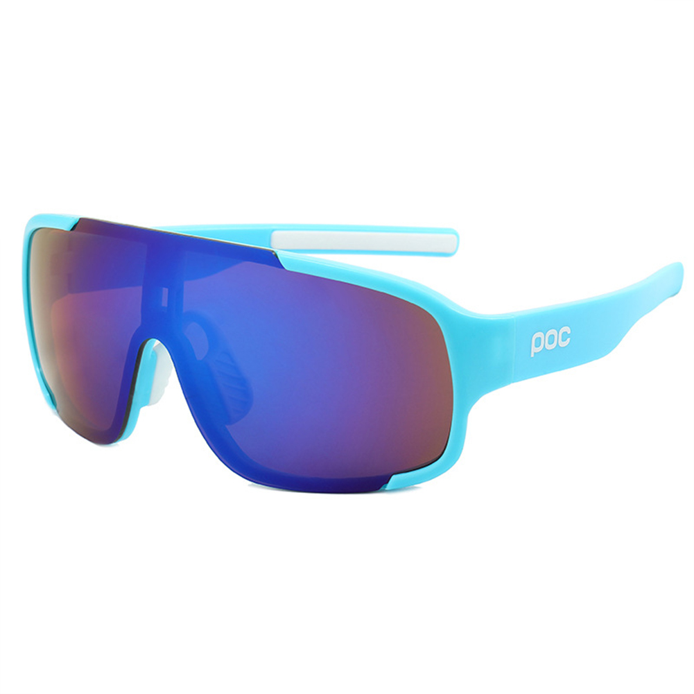 Outdoor Bicycle Riding  Glasses 9316p Uv Protection Sunglasses Cycling Goggles