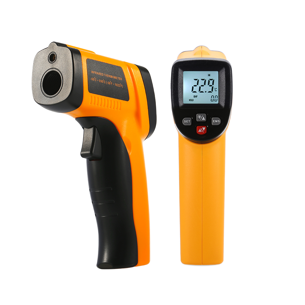 GM550 Digital Infrared Thermometer Yellow