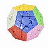 [US Direct] Dayan Cube Megaminx Dodecahedron Puzzle (1 Piece)