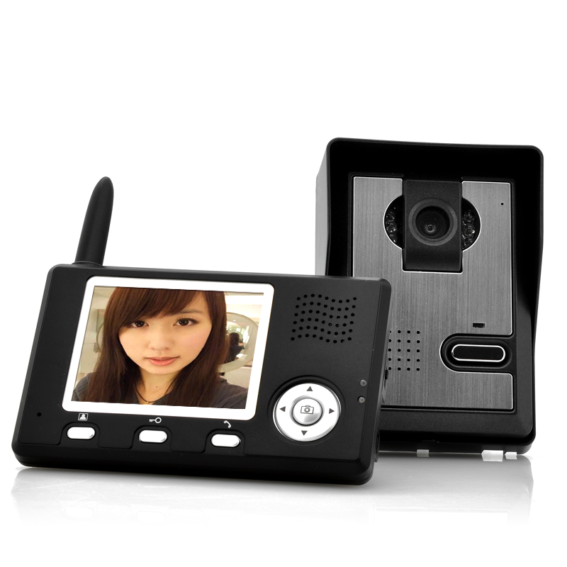 Wholesale Wireless Video Door Phone - Security Intercom From China