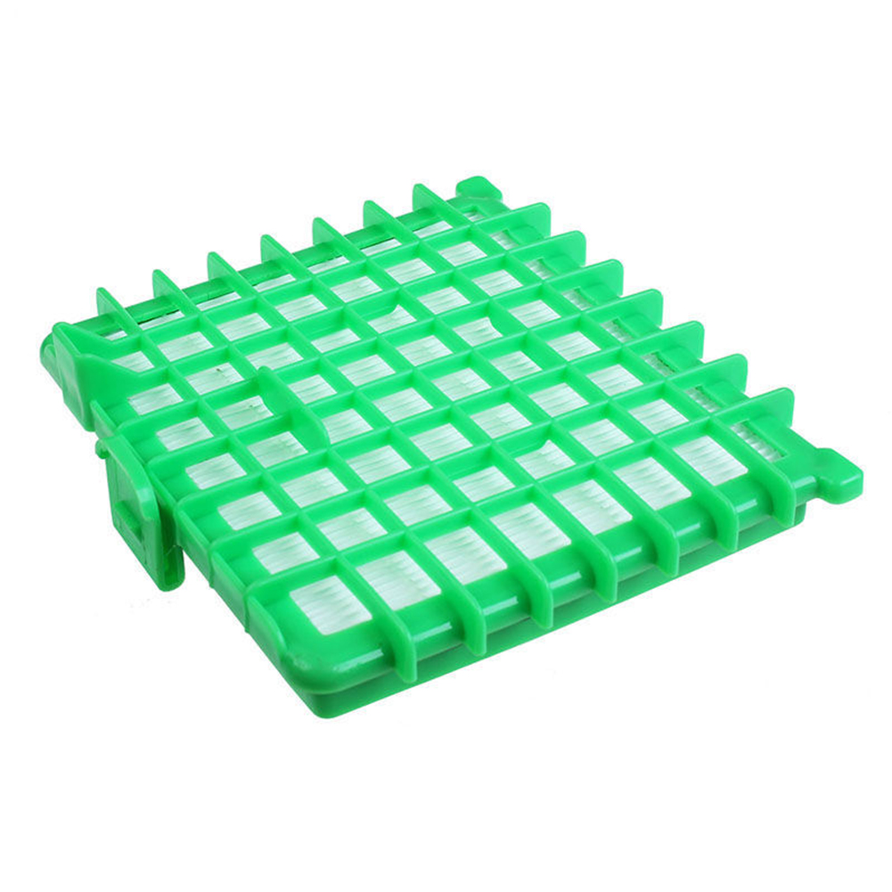 Practical HEPA Filter for RO4421&RO4427 Silence Force ZR002901 Vacuum Cleaner Part green