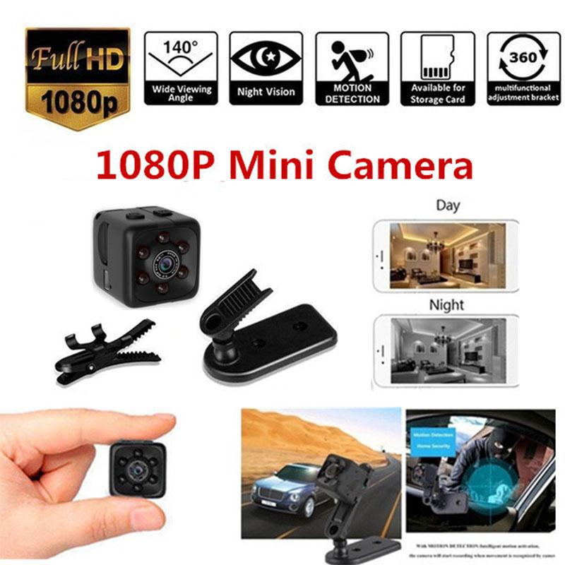 Mini Micro HD Camera Dice Video USB DVR Recording Sports Camera black