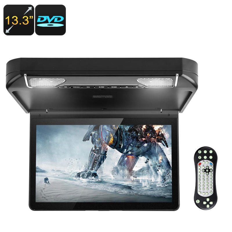 13.3-Inch Car DVD Player