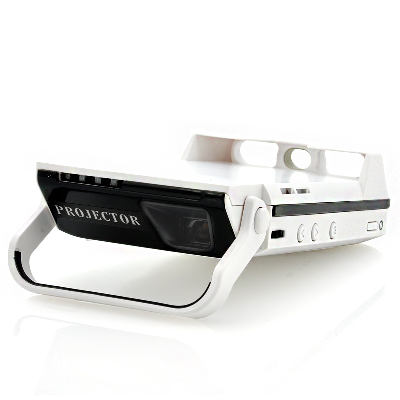 Wholesale pocket projector for iphone 5 and iphone 5s from for Movie projector for iphone 6