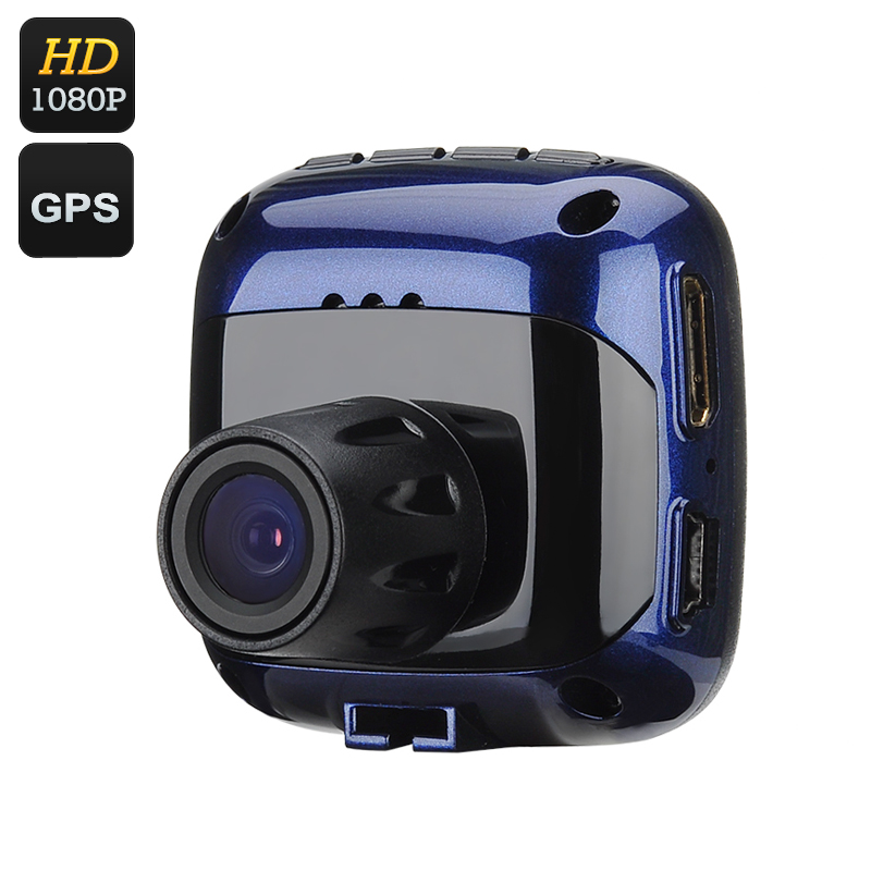 Mini 1080P Car DVR