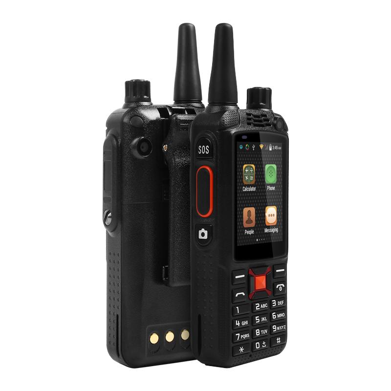 ALPS F22 + Zello PTT Walkie Talkie Phone