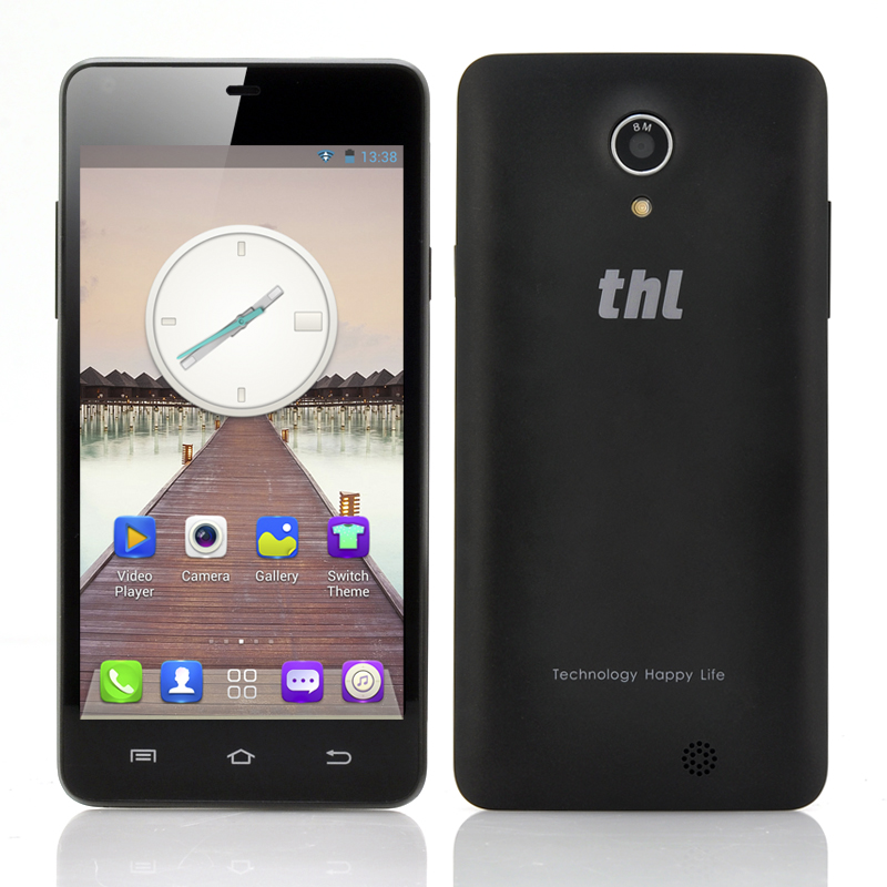 thl T5S 3G 4.7 Inch Android Phone (Black)