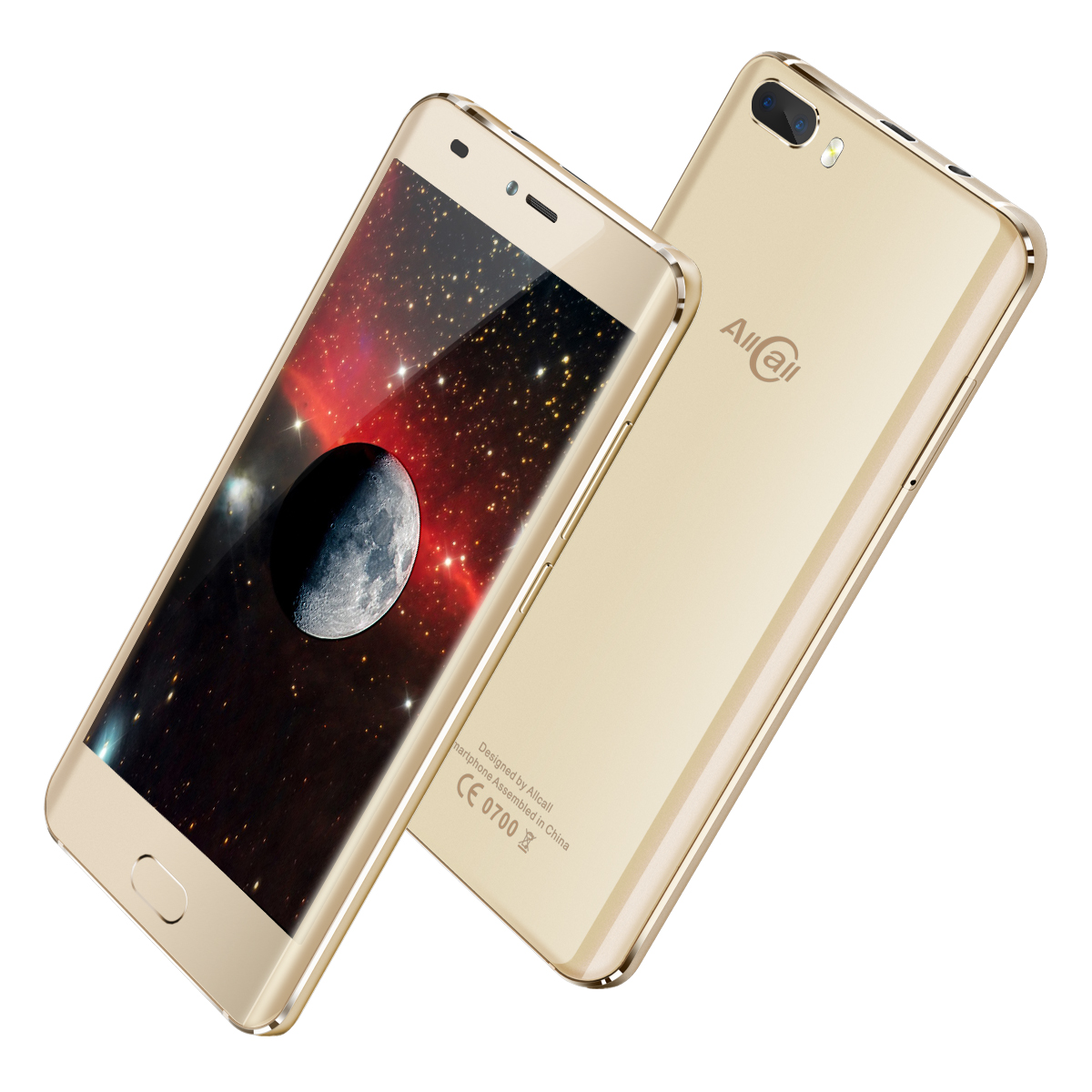 Allcall Rio Android Gold Smartphone