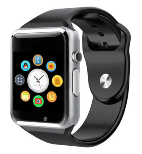 A1 Smart Wrist Watch Bluetooth GSM Phone for Android Samsung iPhone, Green