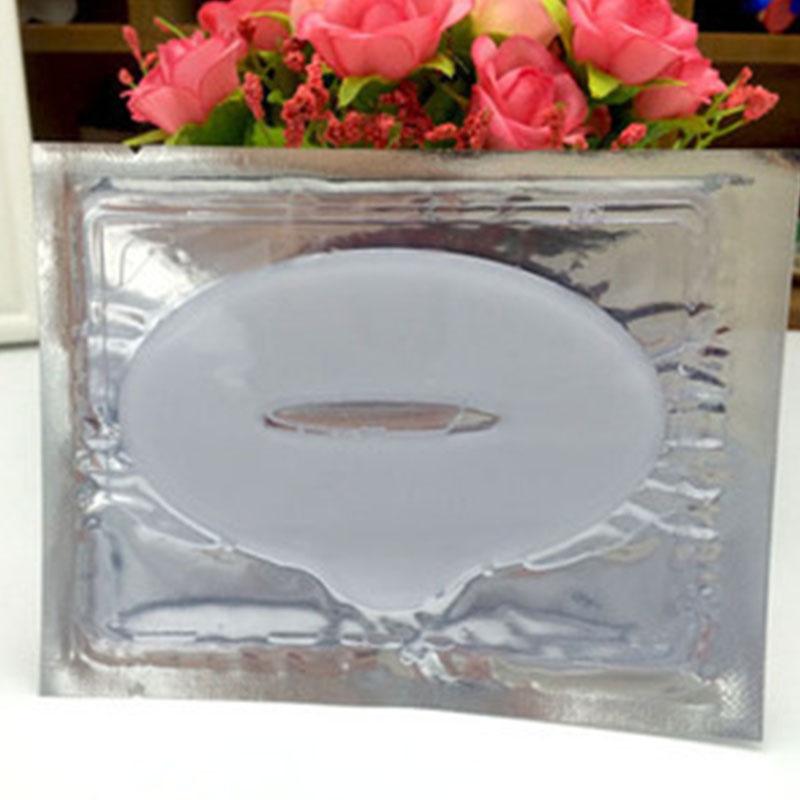 Crystal Collagen Lip Mask Moisture Nourish Lip Care Essence Face Care Beauty Essentials Cosmetics