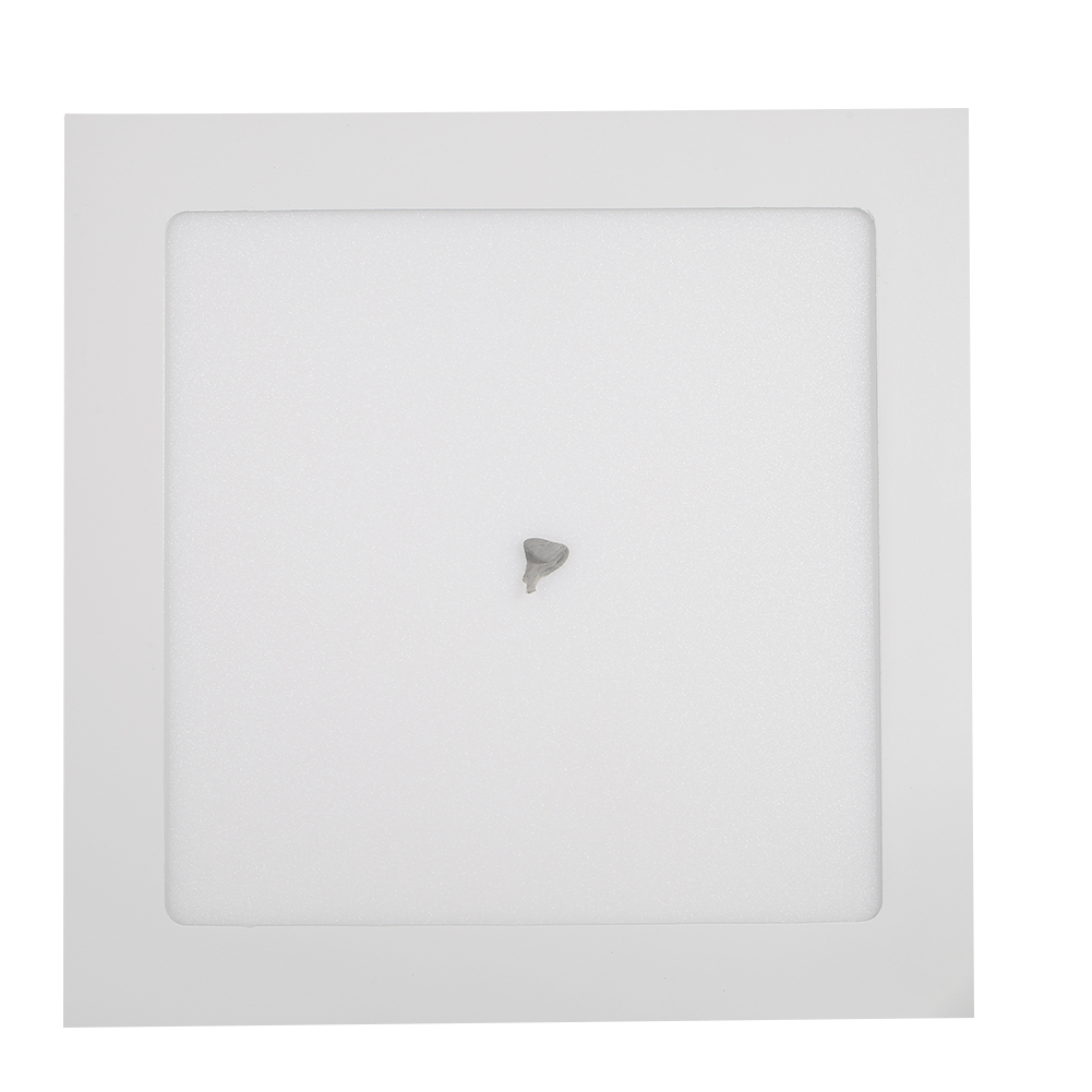 6500K Ultra-thin and Dimming LED Square Panel Lamp Light 3W (Hole Size:7-8CM)
