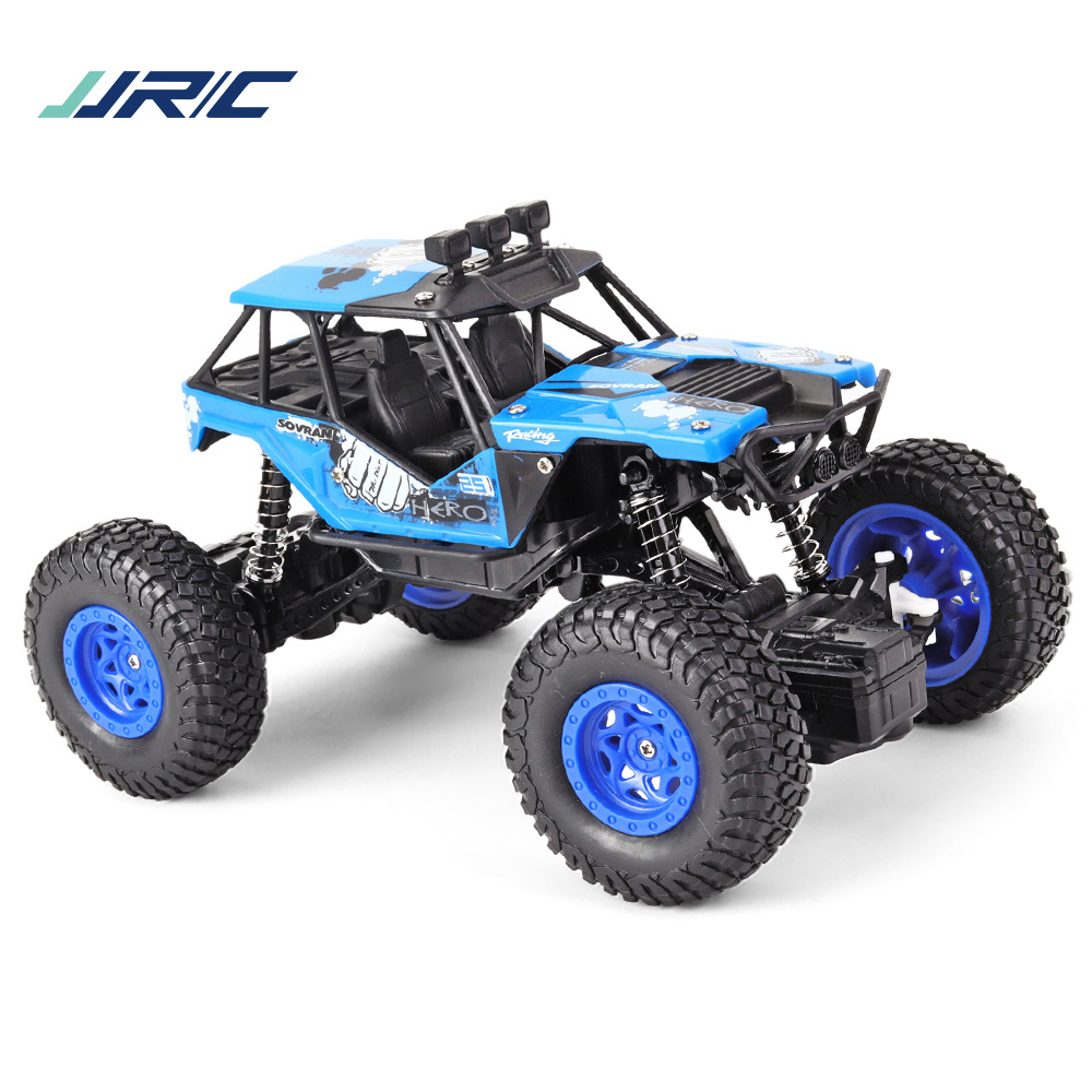 1/20 2.4G Off-road Climbing Car for Kids blue