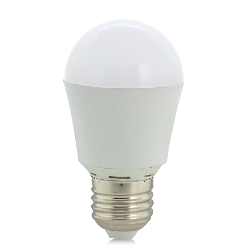 5 Watt + 400 Lumen LED Light Bulb