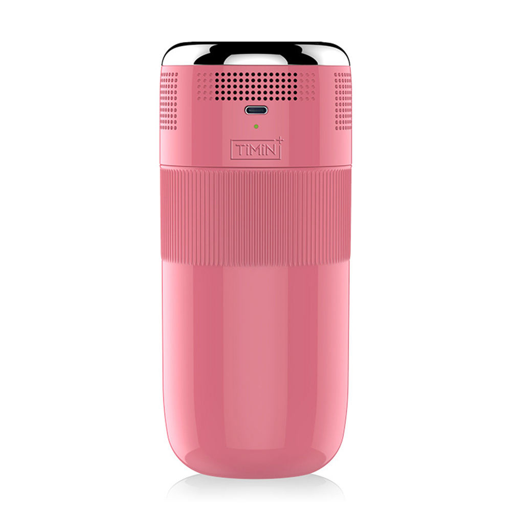 Cooler  Cups Portable Home Outdoor Fast Cooling Usb Plug-in Retro Styke Refrigeration Cup Princess pinl