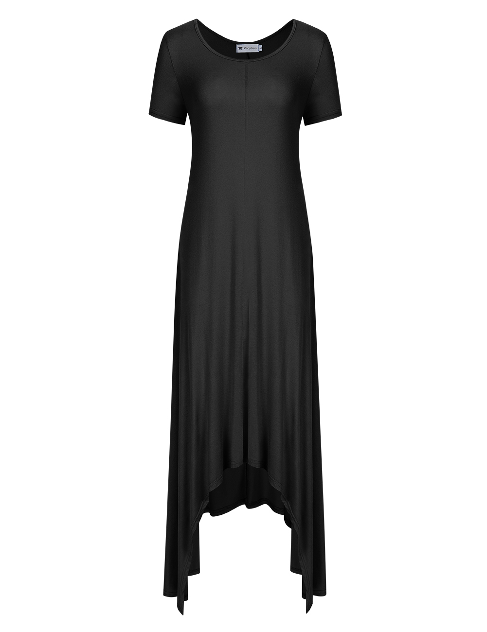 VeryAnn Women Casual Asymmetrical Dress