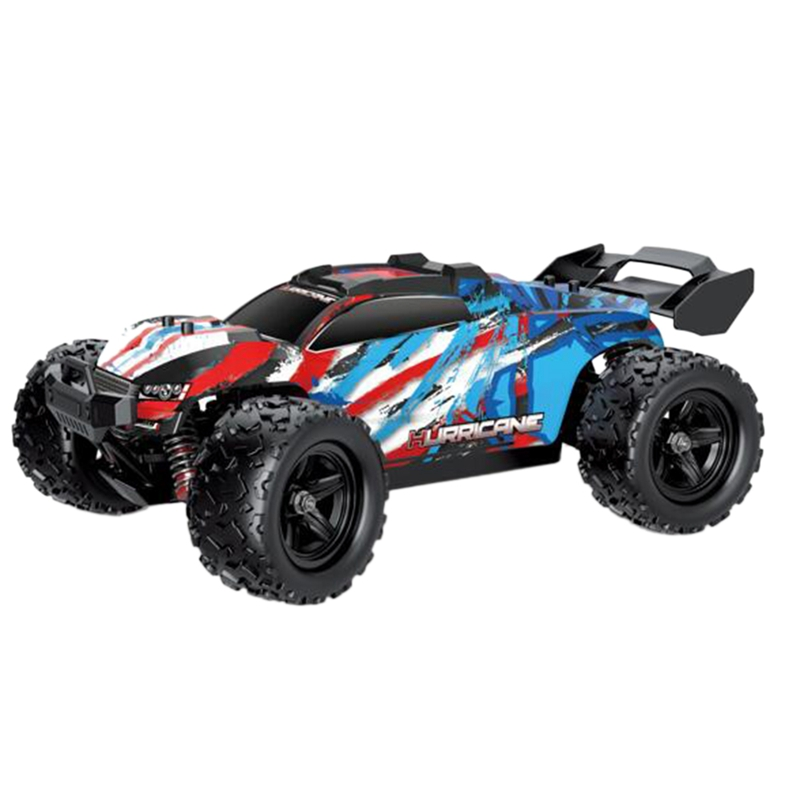 RC Car Model Proportional Control Big Foot Truck RTR Vehicle HS 18321 1/18 2.4G 4WD 36km/h  18321