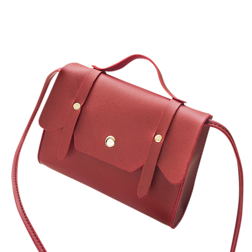 Elegant Casual Shoulder Purse Crossbody