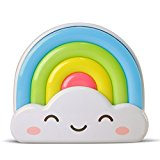 [EU Direct] Baby Night Light Rainbow Toddler Nightlight for Kids with Sensor Random Color