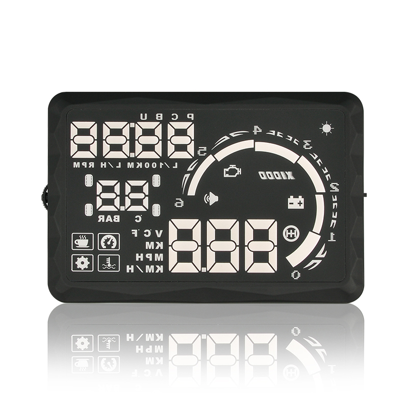 Head Up Display for Car
