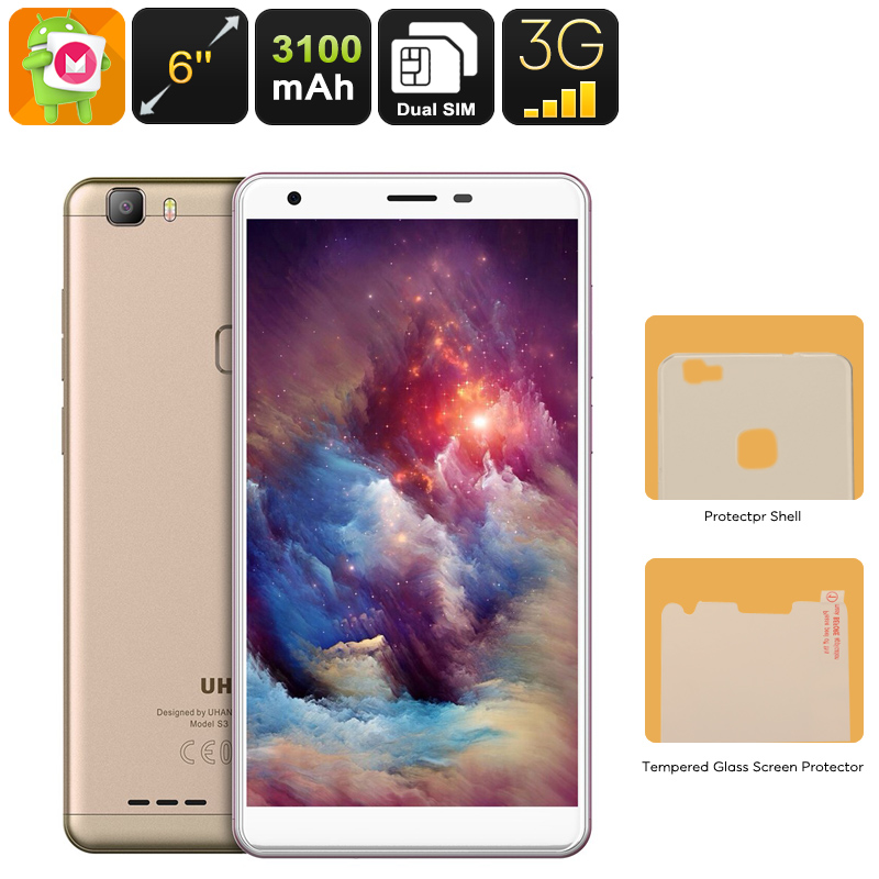 Uhans S3 Android Smartphone