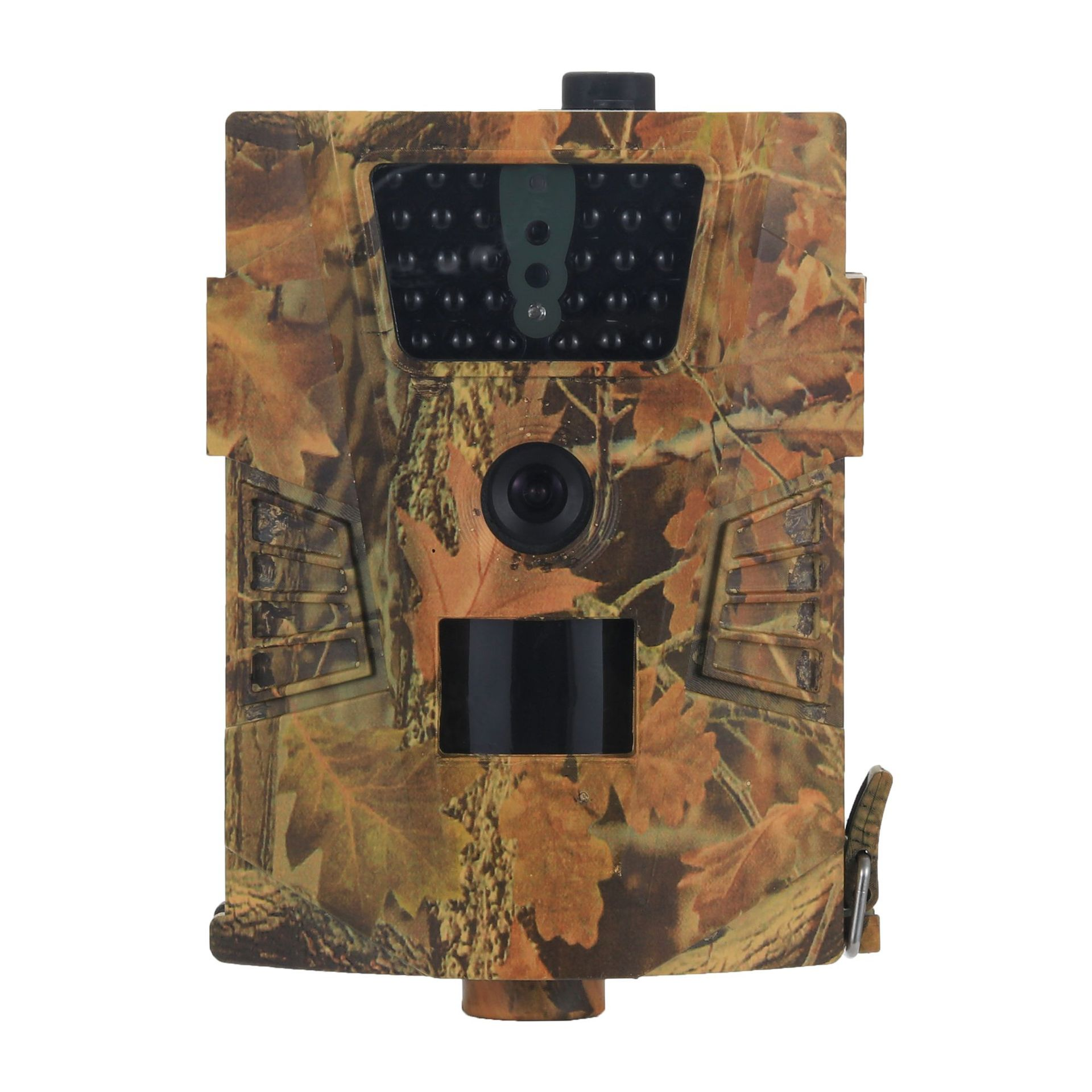 Hunting Camera Plug and Play 1080P HD Surveillance Camera Infrared Thermal Night Vision Camera Dead Leaves Camo