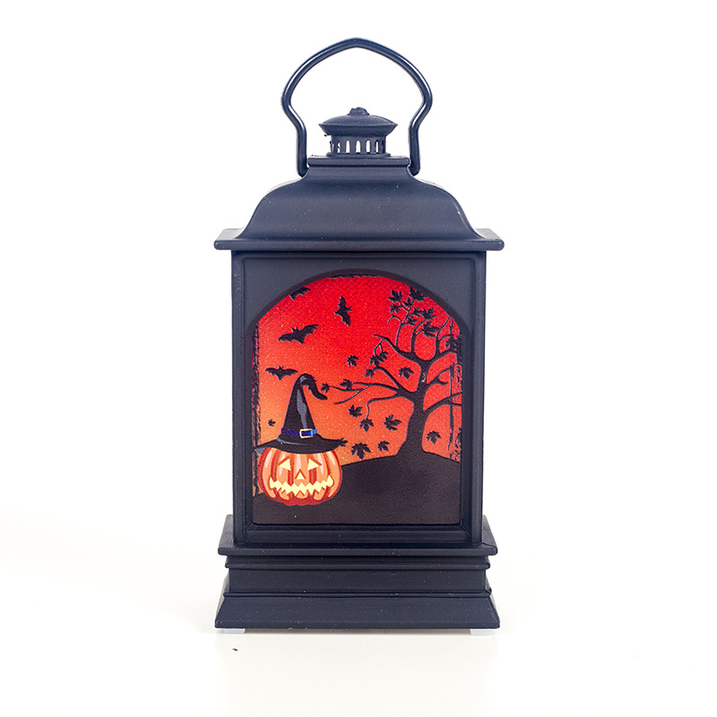 Halloween Decorative Lamp Hanging Pendant for Home Bar Tabletop Ornaments Accessories