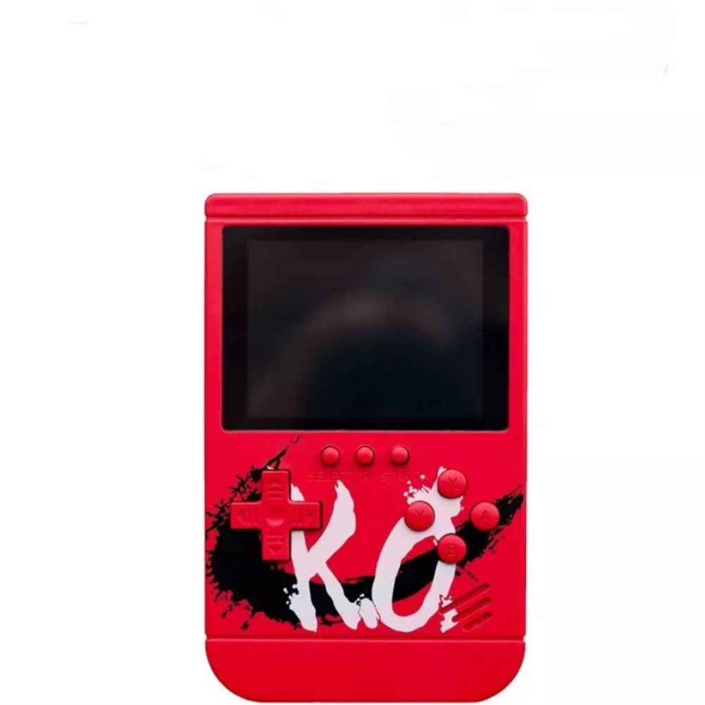 10000mAh Portable Battery for Retro Nostalgic Handheld Games Console red