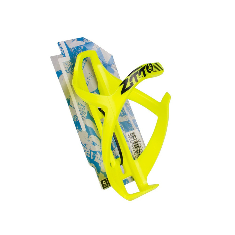 ZTTO Bicycle Kettle Rack Plastic Road Bicycle Water Cup Rack Riding Equipment Accessories Yellow-green