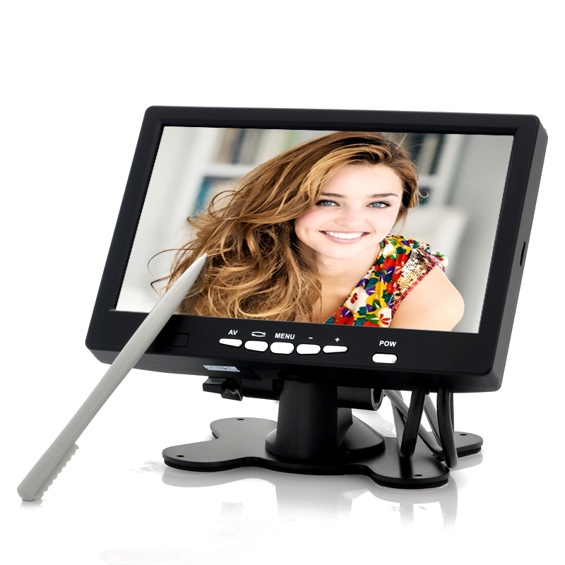 7 Inch Touchscreen Monitor LCD