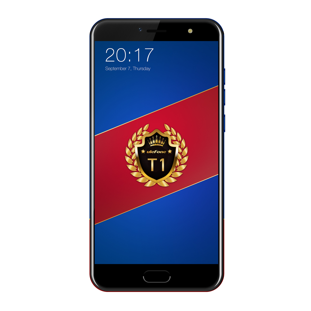 Wholesale Ulefone T1 5 5 Inch Fhd Smartphone Red And Blue