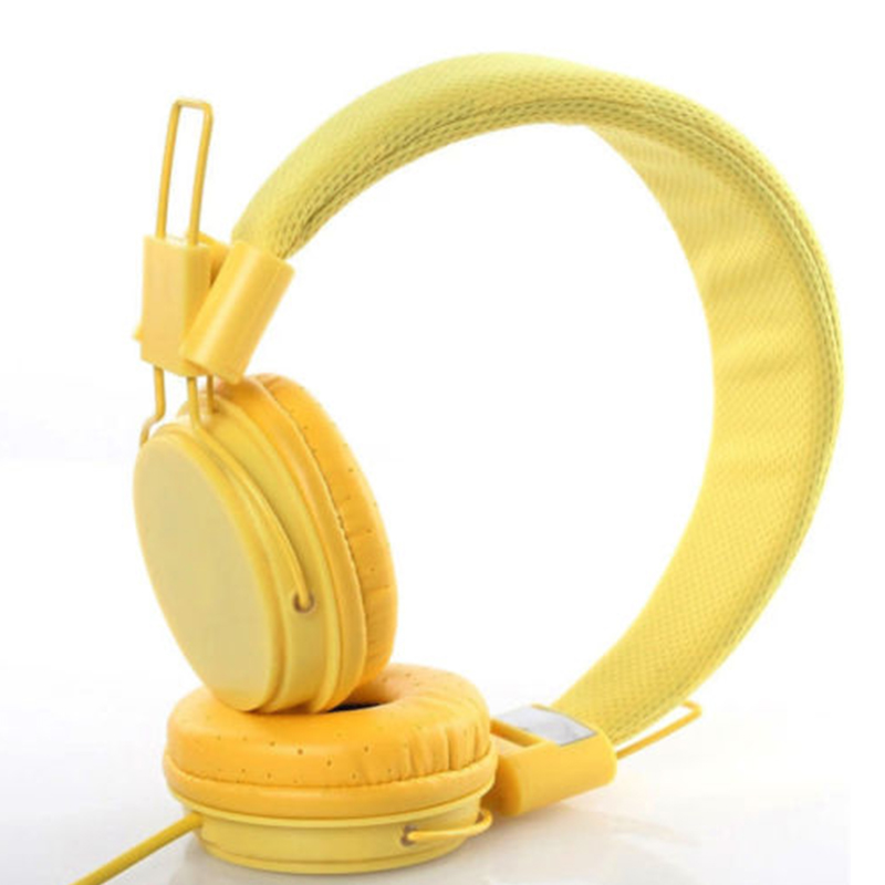 Kids Wired Headband Earphones