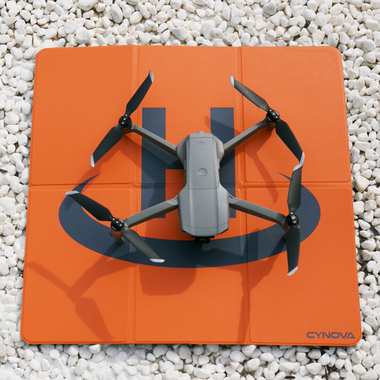 Landing Mat Foldable Drone Accessories for Mavic Air 2 as shown