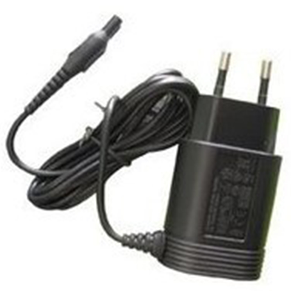 2-Pin Charger EU Plug Power Adapter Electric Shaver Charger Shavers HQ8505 HQ8500