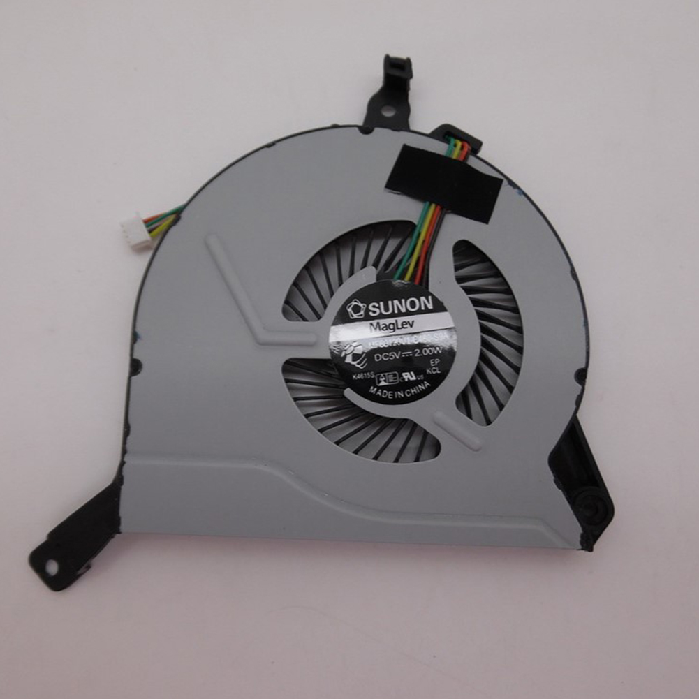 Laptop CPU Cooling Fan DFS200405040T for HP 14-V000 15-P000 TPN-Q140  15-P