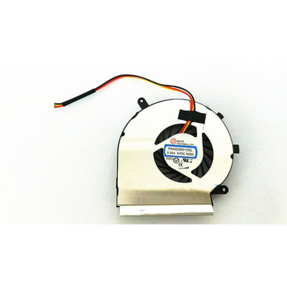 Laptop CPU Cooling Fan for Microstar MSI GE62 GE72 PE60 PE70 GL62 GL72 3 Line GE62 GE72