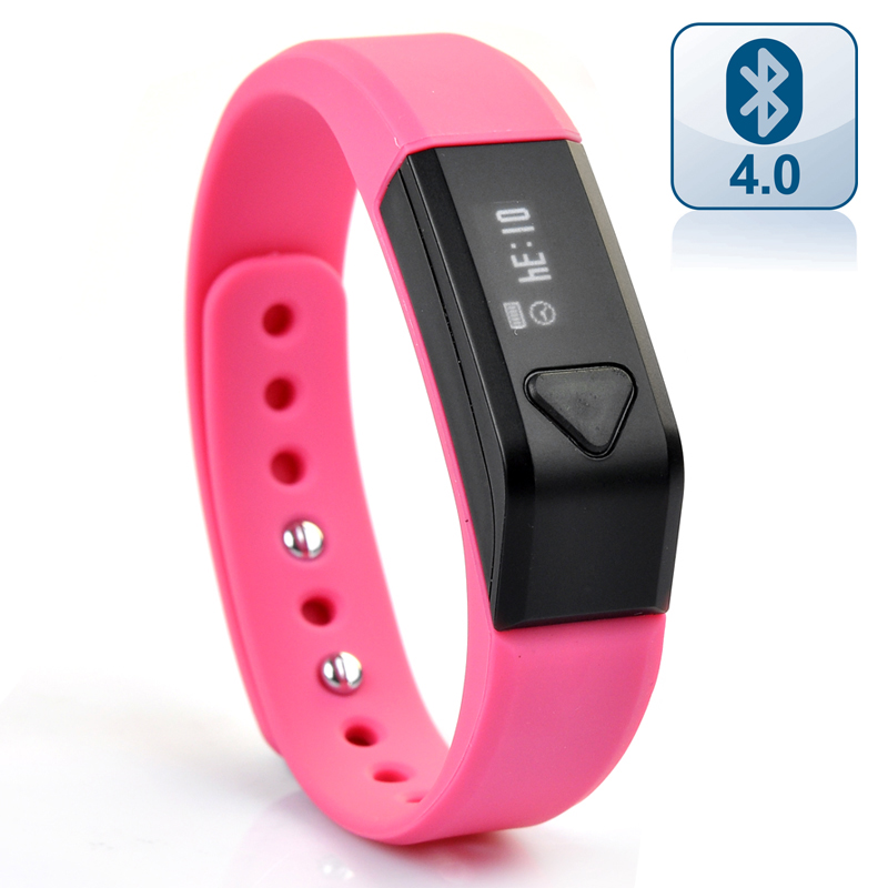 Vidonn X5 Smart Wristband Bracelet (Red)