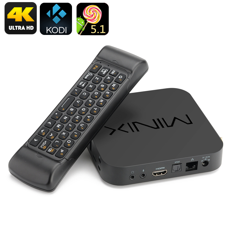 MINIX NEO U1 TV Box