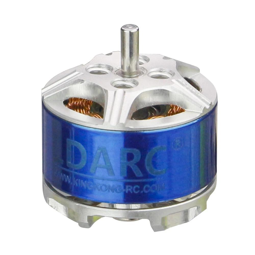 LDARC ET85D Spare Part XT1105 1105 4250KV 3-4S Brushless Motor for CineWhoop RC Drone FPV Racing 4250KV