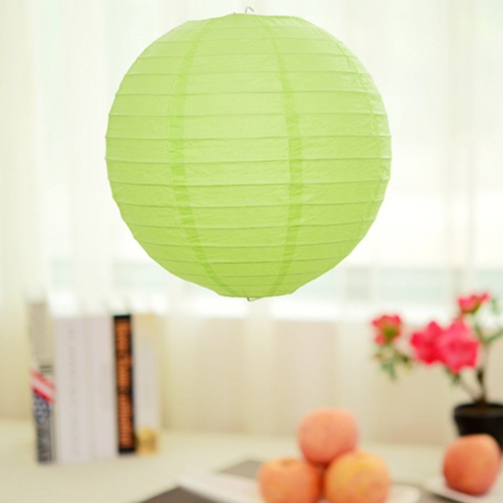 LingStar Home Round Chinese/Japanese paper Lanterns Lamp Shades Wedding Party Decoration