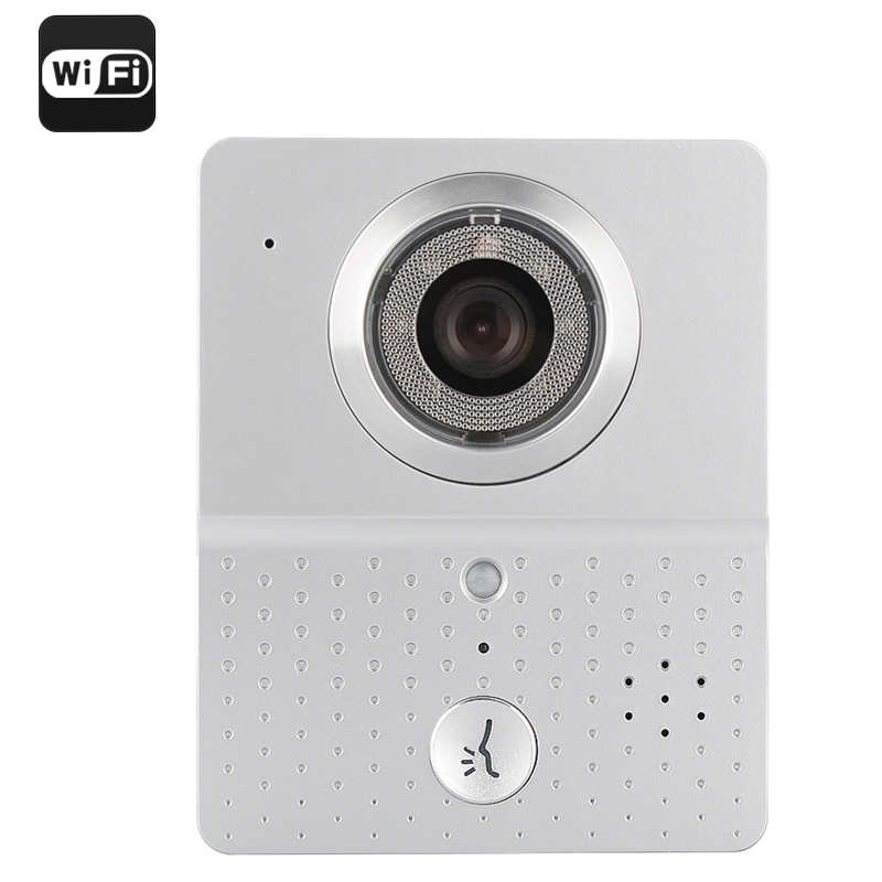 Wi-Fi Video Door Intercom