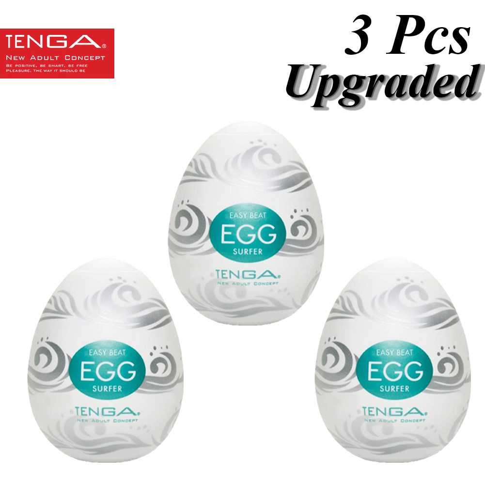 3pcs Tpr Male Masturbation Egg Erotic Toy Pocket Men Penis Massage Sexual Toy 12