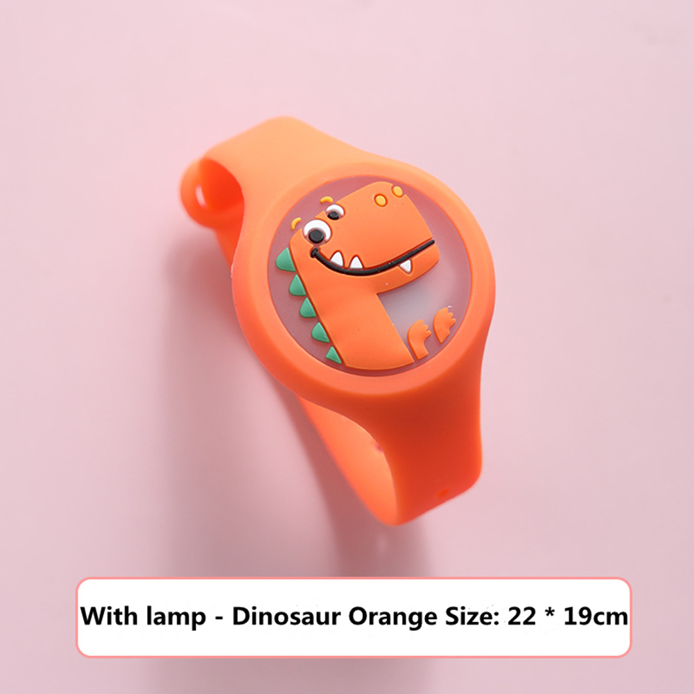 Anti Mosquito Bracelets orange
